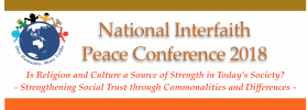 National Interfaith Peace Conference 2018 Toowoomba