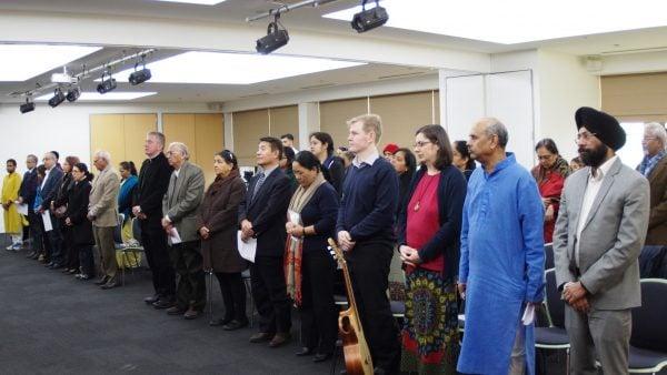 Hindu Council releases a Multi-faith Music CD