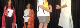 Holi celebration with Cumberland Council