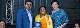 Gargi Woman Dr. Meenakshi Srinivasan