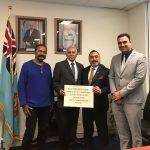HBF donates to Fiji Cyclone Relief