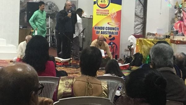 Hindu Council supports Girmit day celebrations