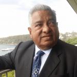 OAM Honor awarded to Kanti Jinna Vice President