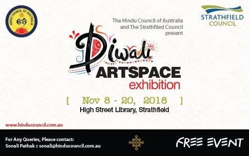 Diwali themed Art Exhibition
