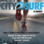 City2Surf Join Hindu team to run for fun