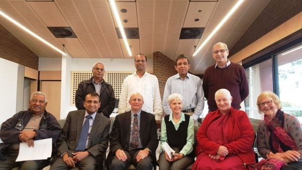 Hindus join International Day of Peace celebrations in Canberra