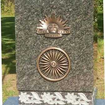 ANZAC JAWAN Cenotaph Memorial dedicated to Indian Soldiers