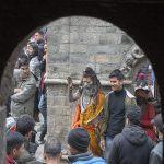 Scores of devotees visit Nepal's Pashupatinath temple on Mahashivaratri