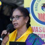 Gargi Woman Jayanthi Ramanan