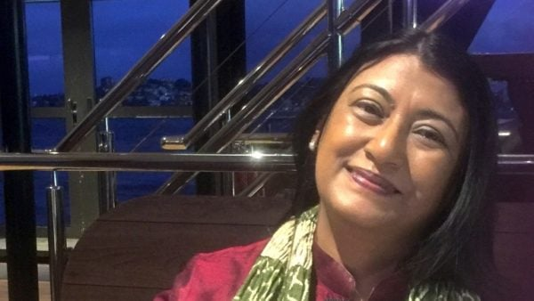 Gargi Woman Paramita Roy