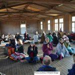 Hindus chant to 'purify' former Nazi concentration camps