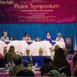 "Interfaith Peace Symposium ""Empowerment of Women"""