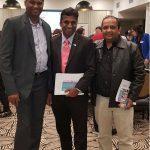 Local government recognizes Hindu Council volunteers