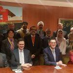 Hindus in Victoria advise Premier on Multicultural issues