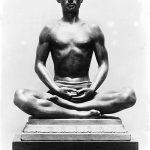 491px-Bronze_figure_of_Kashmiri_in_Meditation_by_Malvina_Hoffman_Wellcome_M0005215