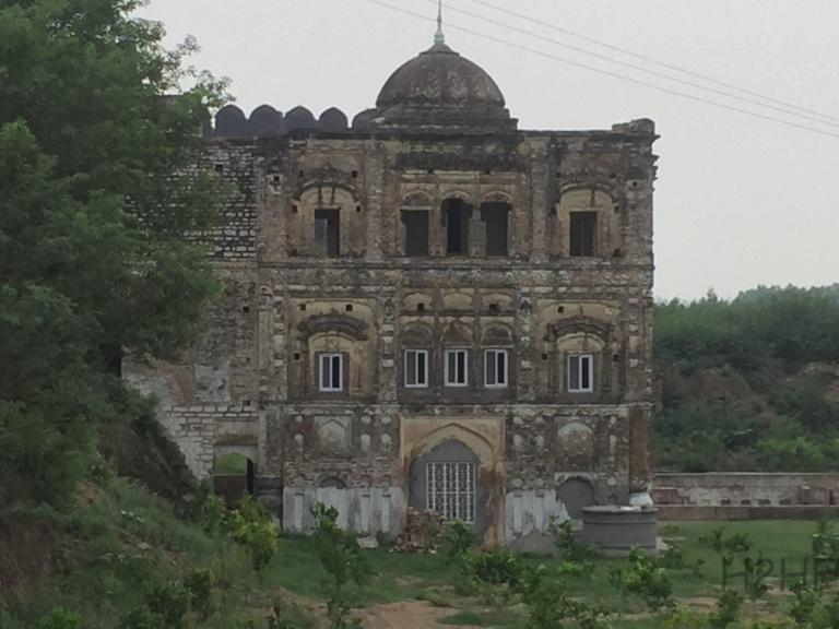 Sikh Gurdwaras in Kallar Sayedan, Potohar